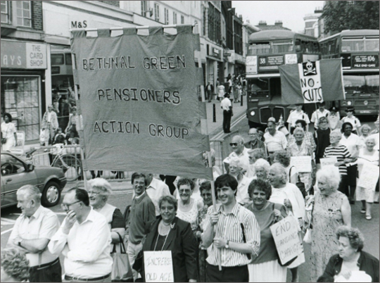Pensioners Action Group
