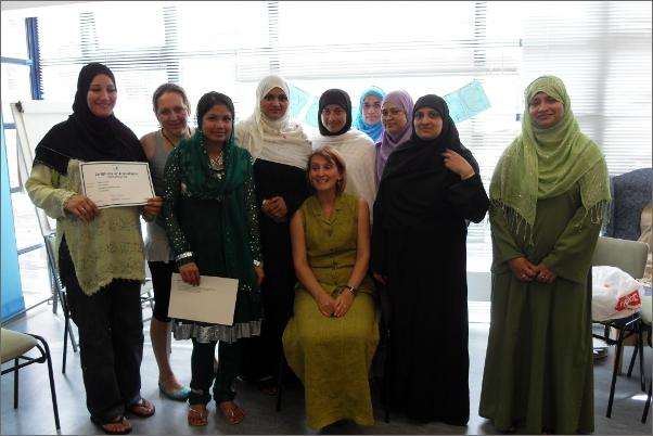 ESOL certificates
