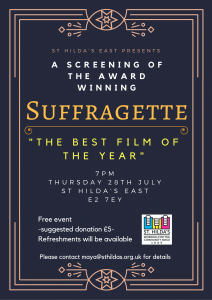 A screening of the award winning